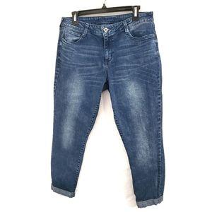 Arizona Jean Co Cropped Jeans